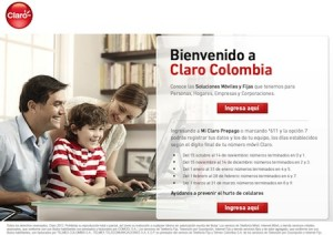 www.claro .com .co  300x212 www.claro.com.co