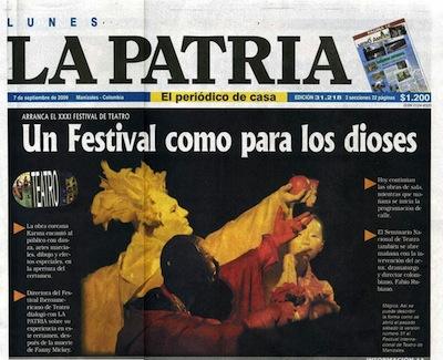 www.lapatria.com